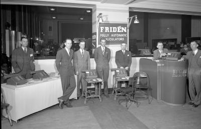Friden Calculating Machines Agency