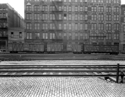 Union Station North Yard