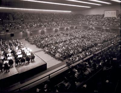 Concert at the Civic Audiotirum