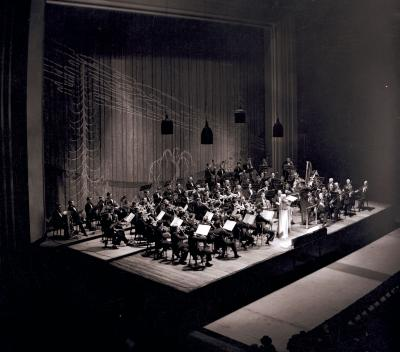 Concert at the Civic Auditorium