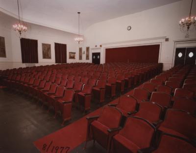 LLC Building Interior 1977