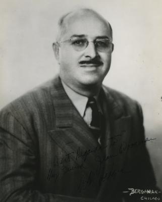 Presenter - Henry M. Hedges