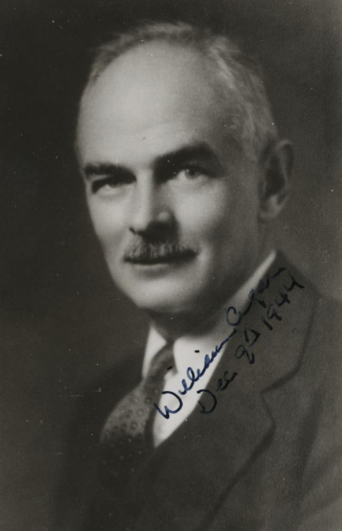 Presenter - William Agar