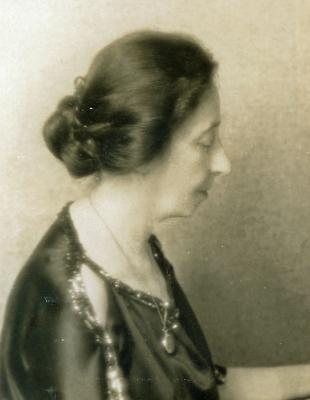 Miss Lett Eulalia Thomas