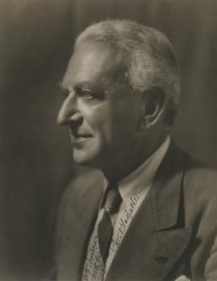 Presenter - Louis K. Anspacher
