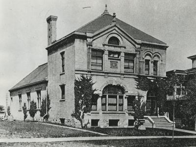 LLC Building 1894