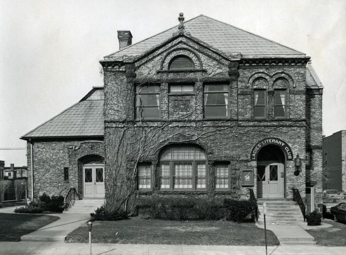 LLC Building 1971