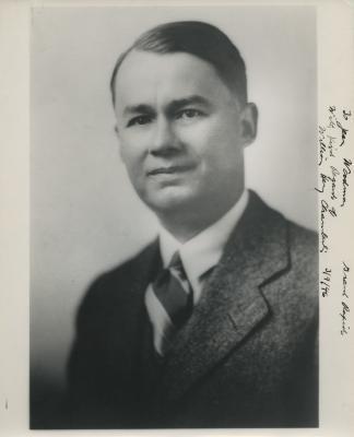 Presenter - William Henry Chamberlin