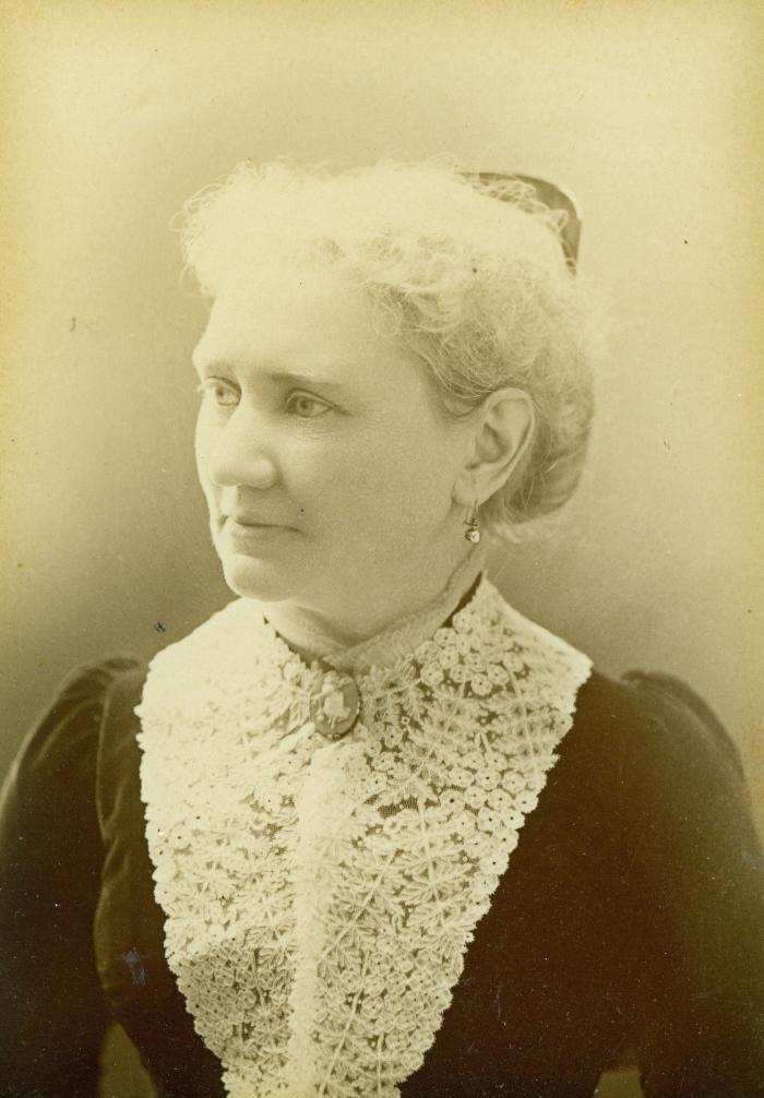 Mrs. Harvey Hollister
