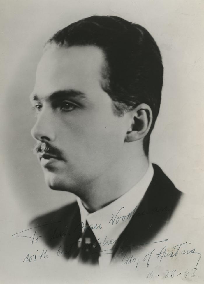Presenter - Otto of Austria