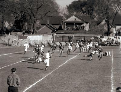 Football Game Action Photos