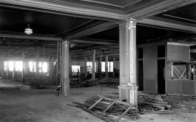 Ford Paint Building Interior