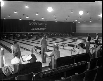 20th Century Bowling Lanes