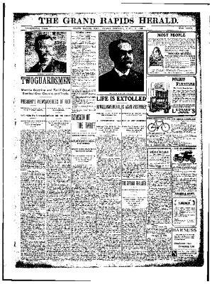 Grand Rapids Herald, Friday, April 03, 1903