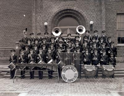 Ottawa Hills High School Marching Band