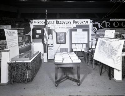 Roosevelt Recovery Program Exhibit