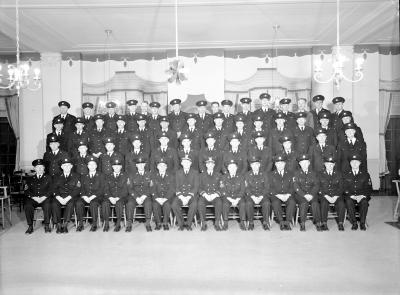 Gamble Naval Reserve Officers