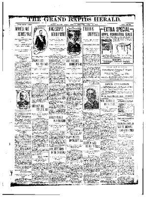 Grand Rapids Herald, Friday, April 08, 1904
