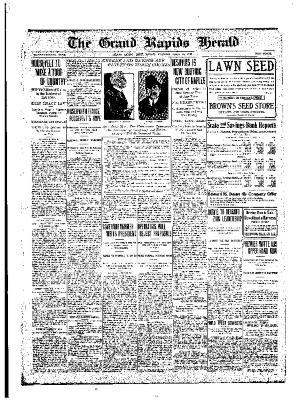 Grand Rapids Herald, Friday, April 13, 1906