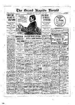 Grand Rapids Herald, Friday, April 05, 1907
