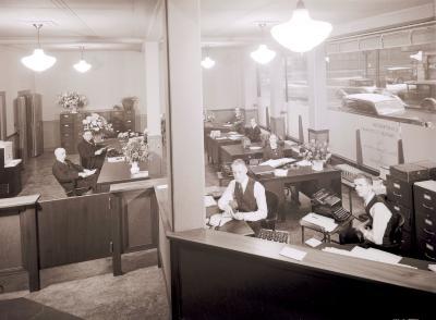 Carpenter Paper Company Office