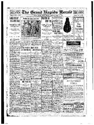 Grand Rapids Herald, Friday, April 02, 1909