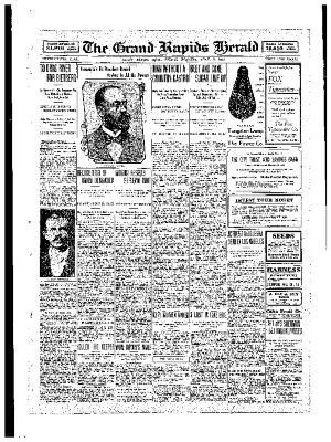 Grand Rapids Herald, Friday, April 09, 1909