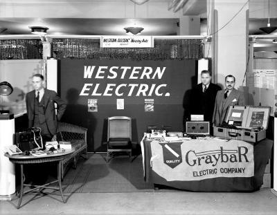 Western Electric Display