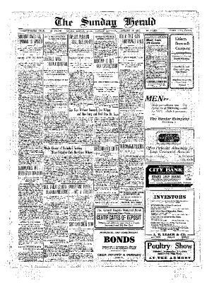 Grand Rapids Herald, Sunday, January 16, 1910