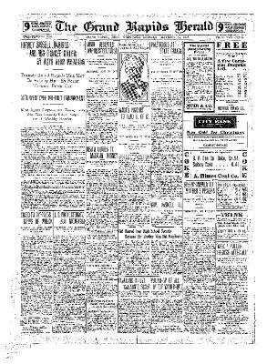 Grand Rapids Herald, Wednesday, December 15, 1909