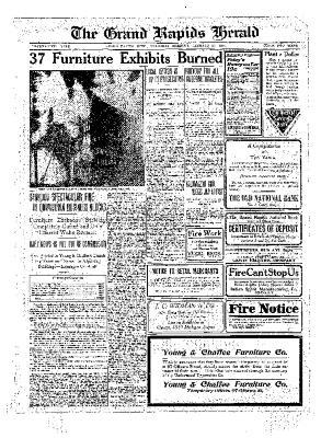 Grand Rapids Herald, Thursday, January 13, 1910