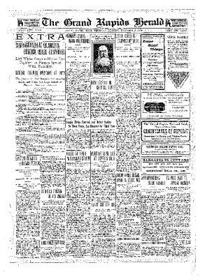 Grand Rapids Herald, Thursday, December 09, 1909
