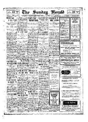 Grand Rapids Herald, Sunday, November 28, 1909