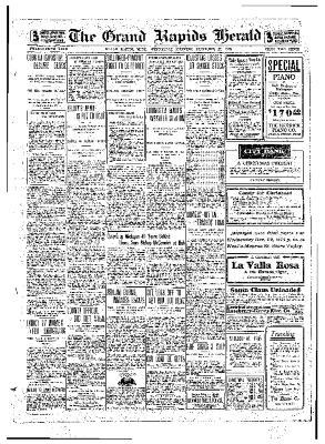 Grand Rapids Herald, Wednesday, December 22, 1909