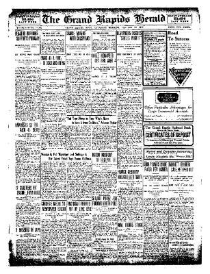 Grand Rapids Herald, Thursday, January 20, 1910