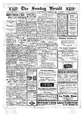 Grand Rapids Herald, Sunday, December 19, 1909