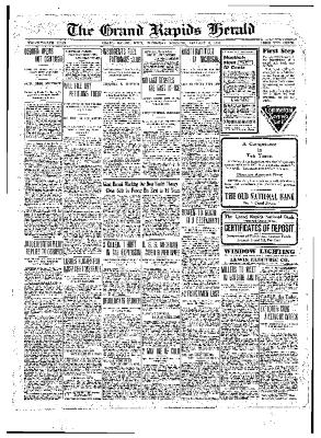 Grand Rapids Herald, Thursday, January 06, 1910