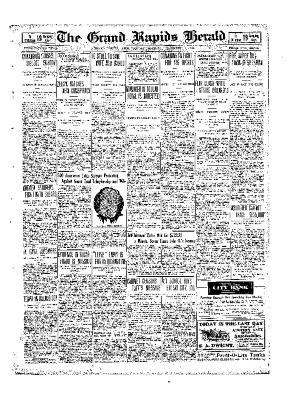 Grand Rapids Herald, Friday, December 03, 1909