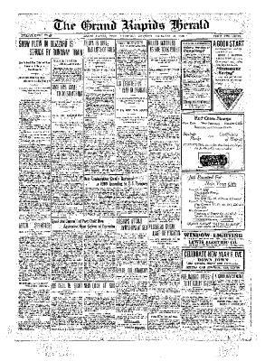Grand Rapids Herald, Thursday, December 30, 1909