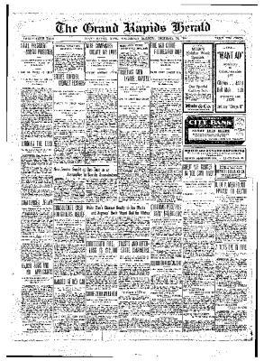 Grand Rapids Herald, Wednesday, December 29, 1909