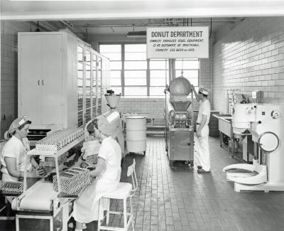 Donut Department, Michigan Bakeries