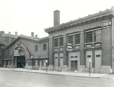 Coliseum Building/Robert Smith Motor Co.
