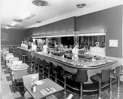 Rowe Hotel Coffee Shop