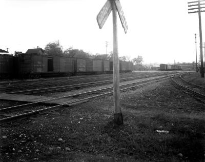 Pere Marquette Railroad (R.R.), 150 Canton SW