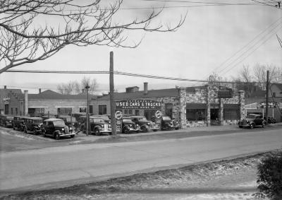 Mulvihill Motor Company