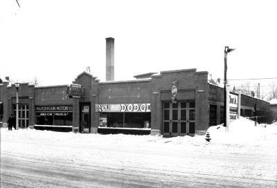 Hazebrook Motor Company