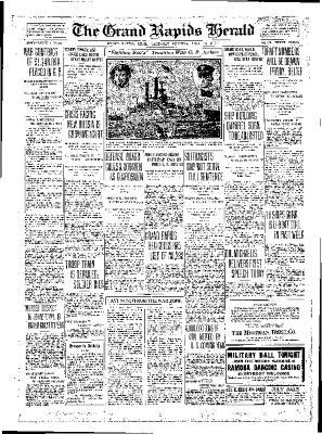 Grand Rapids Herald, Thursday, July 19, 1917