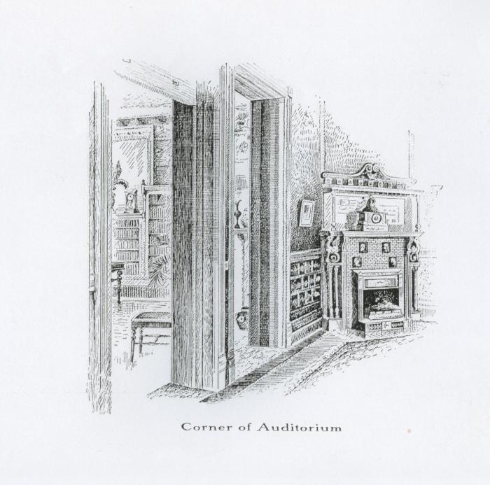 LLC Building Interior 1901