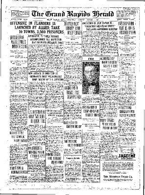 Grand Rapids Herald, Wednesday, August 1, 1917