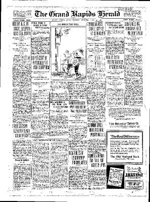 Grand Rapids Herald, Tuesday, July 31, 1917
